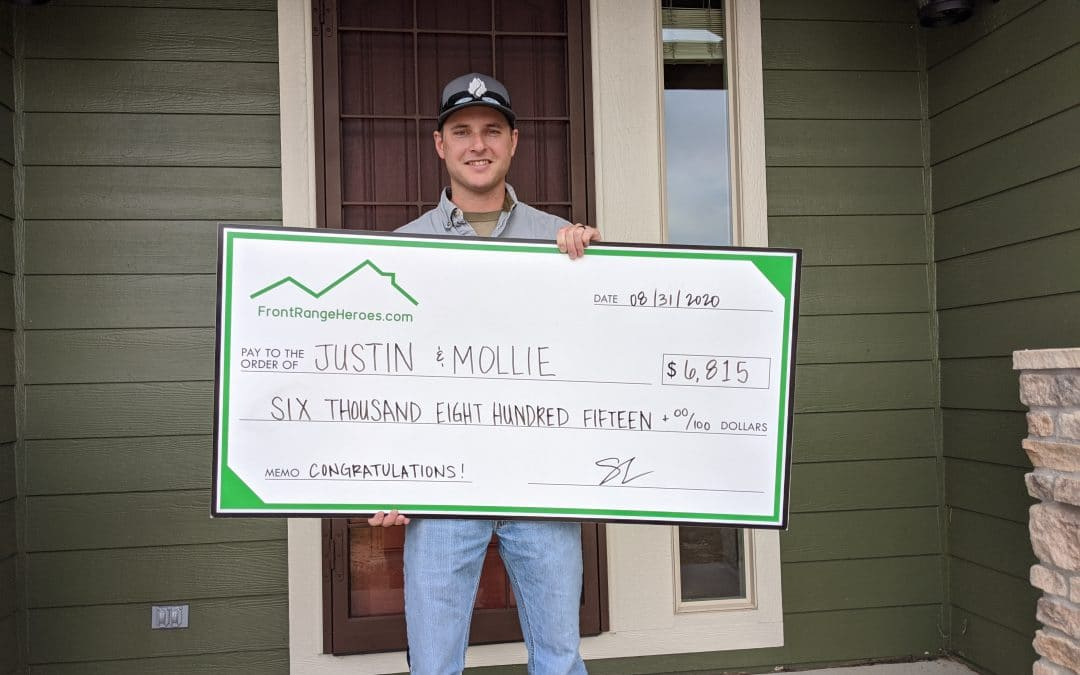 Way to go, Justin!